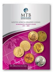 NEW BOOK: SOUTH AFRICA GRADED COINS, 2ND ED.