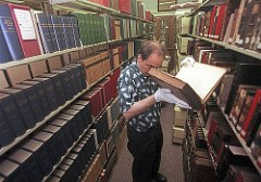 CARNEGIE RARE BOOK THEFT HEARING SCHEDULED