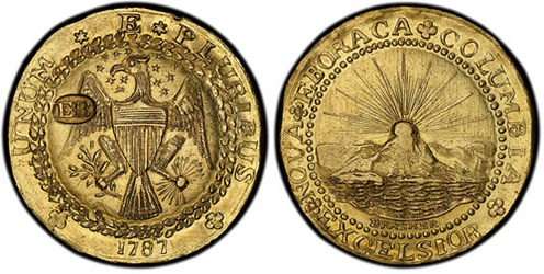 PCGS TO EXHIBIT BRASHER DOUBLOON AT 2018 WFOM