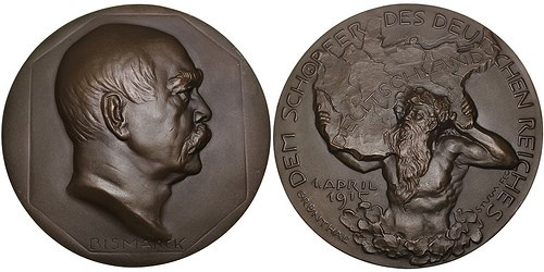 MEDAL SELECTIONS FROM NUMISMAGRAM: GERMANY