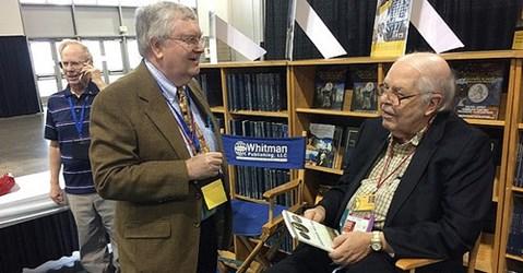 MEET WHITMAN AUTHORS IN PHILADELPHIA