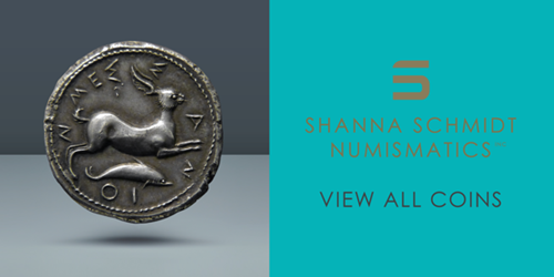 COINAGE OF THE ROMAN USURPERS