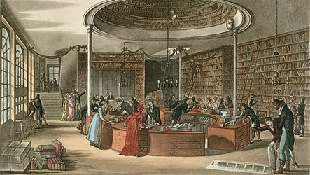 THE MAN WHO INVENTED BOOKSELLING