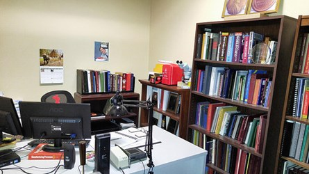 OFFICE OF NGC RESEARCH DIRECTOR DAVID LANGE