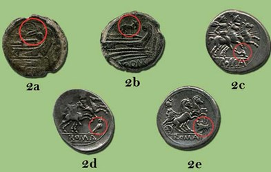 ANIMALS ON ANCIENT COINS: PROVINCES AND MONEYERS