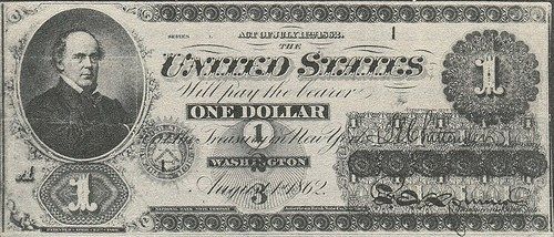 PROVENANCE OF THE VERY FIRST LEGAL TENDER NOTE