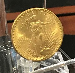 SPEAKER: WEINMAN ON THE 1933 GOLD DOUBLE EAGLE