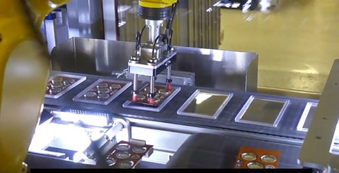 VIDEO: ROBOTS AT THE SAN FRANCISCO MINT