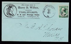 HARRY BENNETT WILBER (1872-1945)