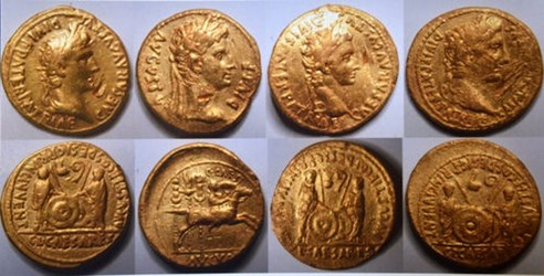 SIGNIFICANT ROMAN COIN FIND IN NORFOLK