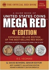 U.S. MEDALS AND TOKENS IN MEGA RED 4TH EDITION
