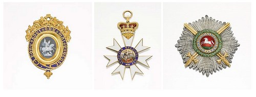 ORDERS AND MEDALS OF 2ND DUKE OF CAMBRIDGE