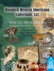HOLABIRD AMERICANA MAY 2018 AUCTION SELECTIONS