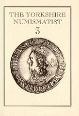 YORKSHIRE NUMISMATIST ADDED TO NEWMAN PORTAL