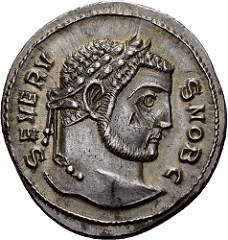 MAXENTIUS, FIGHTER FOR ROME
