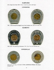 NEW BOOK: ENCASED COINS OF WISCONSIN