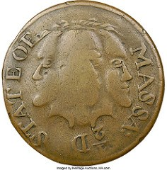 THE 1776 JANUS COPPER