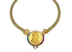 BULGARI'S COIN JEWELLERY