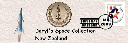 WEB SITE SHOWCASES SPACE-RELATED NUMISMATICA