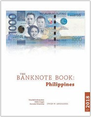 NEW BOOK: THE BANKNOTE BOOK: PHILIPPINES