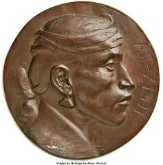 SAWYER?S NATIVE AMERICANS MEDALS INFO SOUGHT