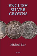 NEW BOOK: ENGLISH SILVER CROWNS