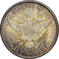THE FIRST COINS OF THE DENVER MINT