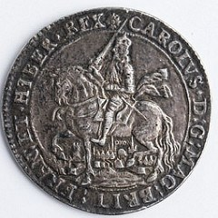 RAWLIN'S CHARLES I OXFORD CROWN DISCOVERED