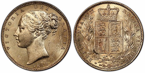 SS CENTRAL AMERICA WORLD GOLD COINS