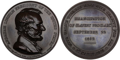 MEDAL SELECTIONS FROM NUMISMAGRAM: AMERICANA