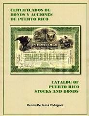 NEW BOOK: CATALOG OF PUERTO RICO STOCKS AND BONDS