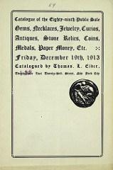 KOLBE & FANNING JOHN W. ADAMS SALE RESULTS
