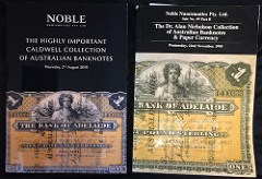 THE CALDWELL COLLECTION OF AUSTRALIAN BANKNOTES