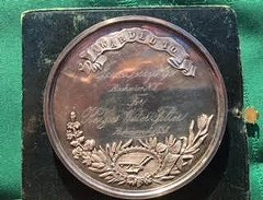 QUERY: U.S. AGRICULTURAL SOCIETY MEDAL