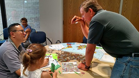 WORLD COIN GAMES DEBUT IN VIRGINIA