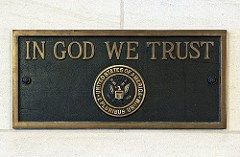 THE HISTORY OF ?IN GOD WE TRUST?