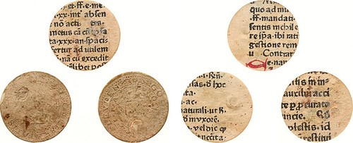 THE PAPER EMERGENCY COINS OF LEIDEN