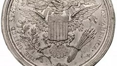 ANS EARLY AMERICAN MEDALS AT MOUNT VERNON