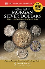 NEW BOOK: MORGAN SILVER DOLLARS, 6TH EDITION