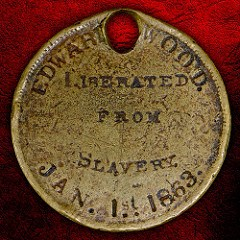 ANOTHER EMANCIPATION PROCLAMATION DOG TAG