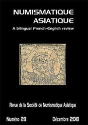 NUMISMATIQUE ASIATIQUE DECEMBER 2018 PUBLISHED