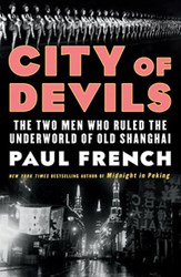 BOOK REVIEW: CITY OF DEVILS