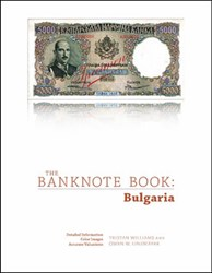 BANKNOTE BOOK BULGARIA CHAPTER PUBLISHED