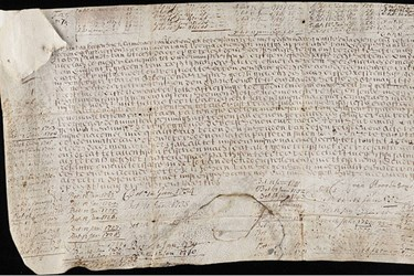 THE BOND THAT STILL PAYS, 280 YEARS LATER
