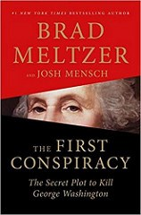 BOOK REVIEW: THE FIRST CONSPIRACY