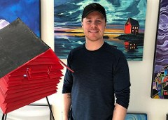 ISLAND-DWELLING ARTIST'S 'SYMBOLIC CANADA' COIN