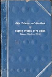 1943 UNITED STATES TYPE COINS FOLDER