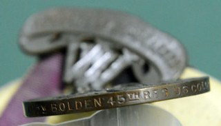MORE ON WEST VIRGINIA'S UNCLAIMED MEDALS