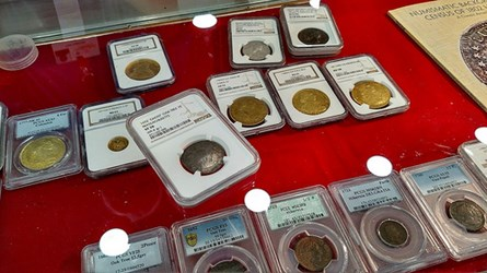 WAYNE'S NUMISMATIC DIARY: MARCH 10, 2019