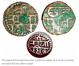 INDIAN ARCHAEOLOGISTS WARN ABOUT FAKE COINS